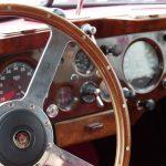 Intérieur de Jaguar