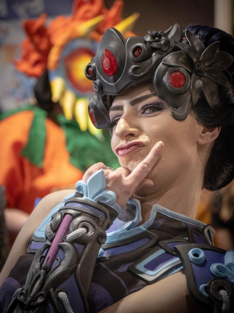 cosplay femme