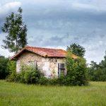 Cabane de paysan
