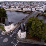 Chatellerault par drone